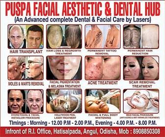 Puspa Facial Hub